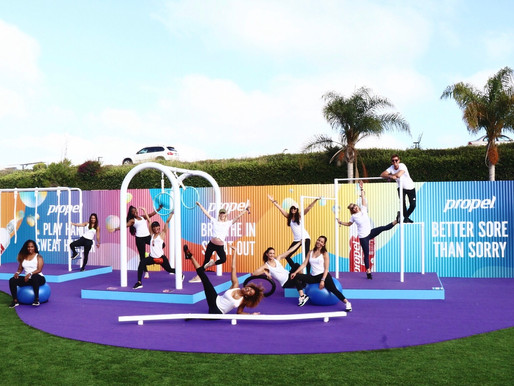 Propel | CO:LABS Fitness Festival