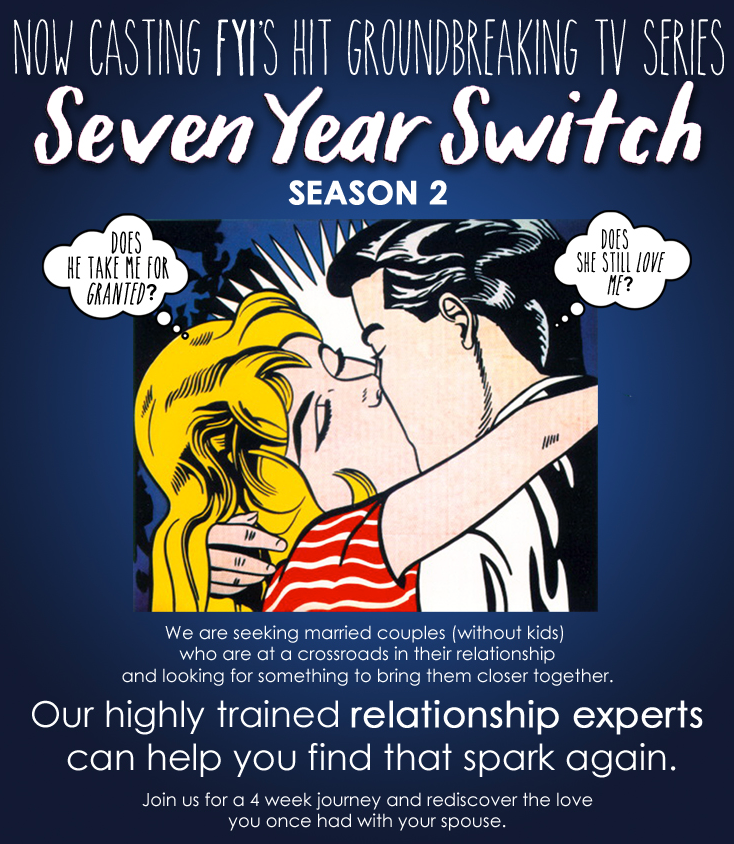 nationwide casting, seven year switch