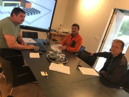 Kontrakt om transformatorstation i Porkeri underskrevet