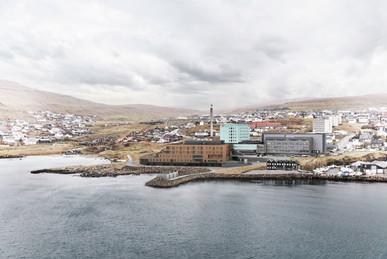 Landssygehuset i Torshavn, H-bygningen.