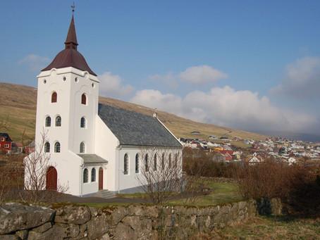 Kontrakt om renovering af kirken i Midvåg