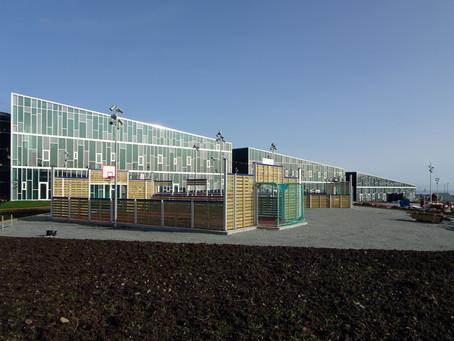 Færøernes største folkeskole tager form