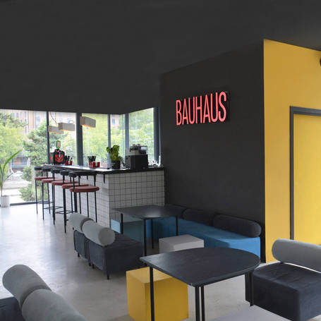 cafe bar / bauhaus