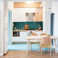 apartment / at jikia street