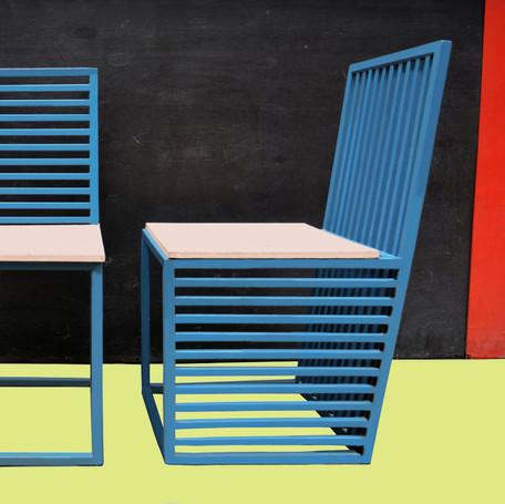 furniture design / bauhaus chairs