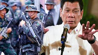 "Philippines: ""Martial Law Type"" Lockdown over COVID-19 Quarantine Violations"