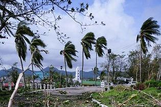 Typhoon Vongfong hits the Philippines, increasing coronavirus risks