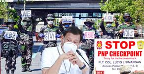 Philippines Pres. Duterte Extends Capital's Coronavirus Lockdown to May 15