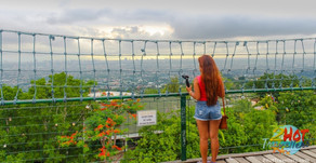Cloud 9 Antipolo 360 view Hanging Bridge and Sky Deck Experience