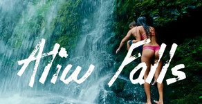 Aliw Falls Laguna