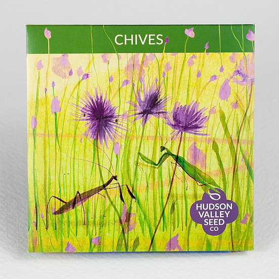 Hudson Valley Seed Co. Chives