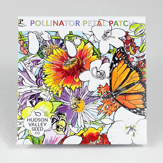 Hudson Valley Seed Co. Pollinator Petal Patch
