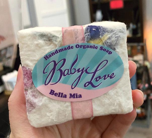 Body Love Bella Mia Baby Soap