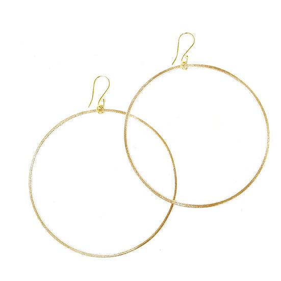 Fabulina Designs - The Golden Earrings