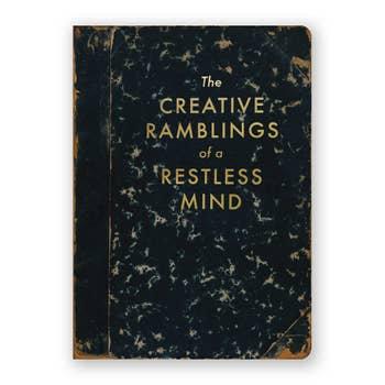 Creative Ramblings Journal - Medium