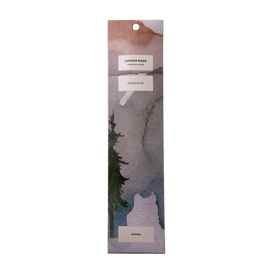 Campfire Incense - Douglas Fir by Juniper Ridge
