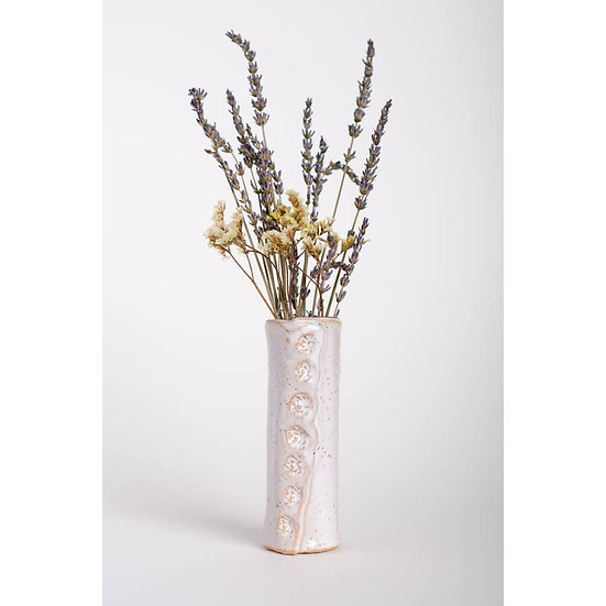 Ceramic Bud Vase - Beachy Colors