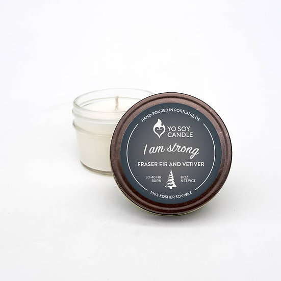 Yo Soy Candles (Assorted Scents)
