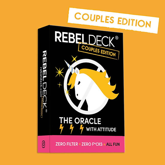 Rebel Deck - Couples Edition