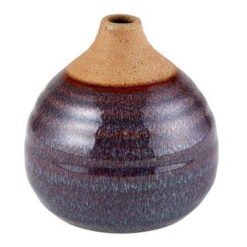 Eggplant Bud Vase