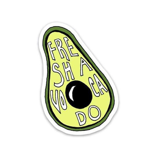 Free Shavado Sticker