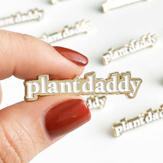 Plant Daddy Lapel Pin