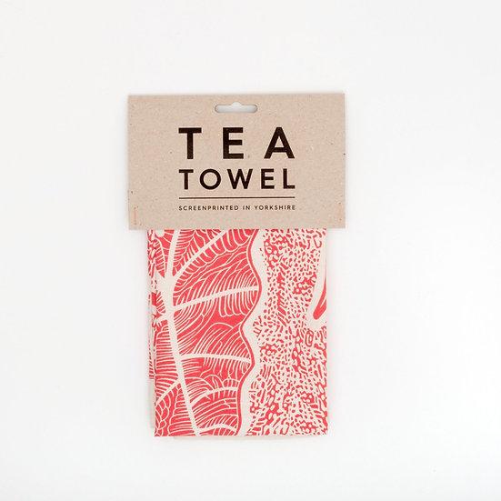 Alocasia Tea Towel