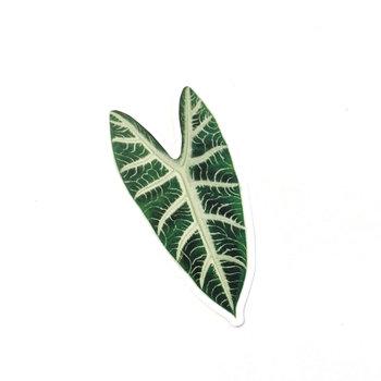 Alocasia Leaf Sticker