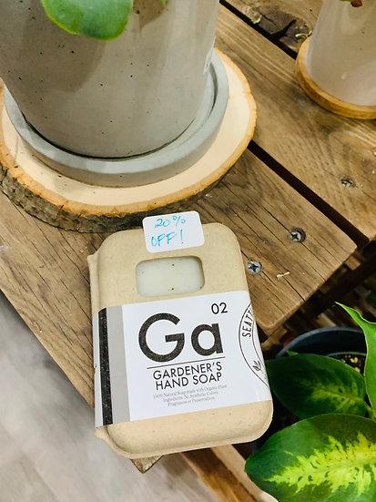 Seattle Seed Co. - Gardeners Soap
