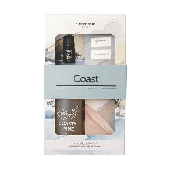 Juniper Ridge Gift Set - The Coast