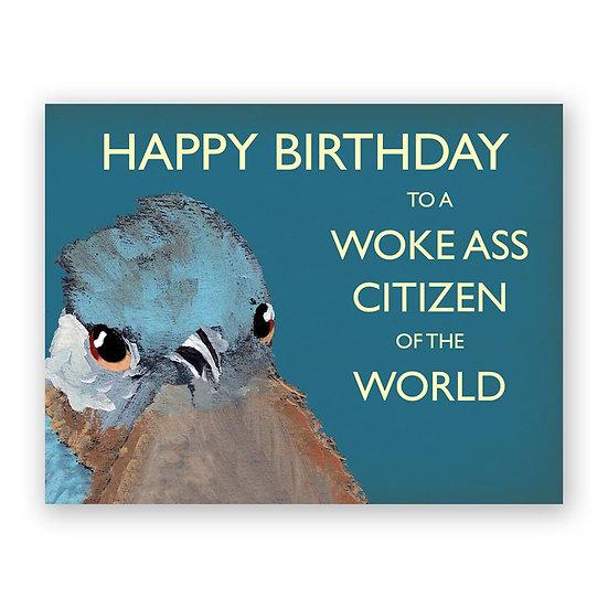 Woke-Ass Birthday Card