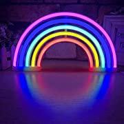 Rainbow Mini Neon Light