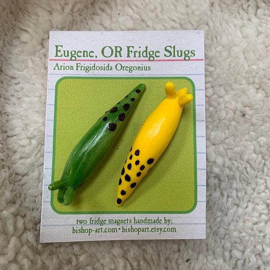 Eugene Oregon Slugs Magnet Set
