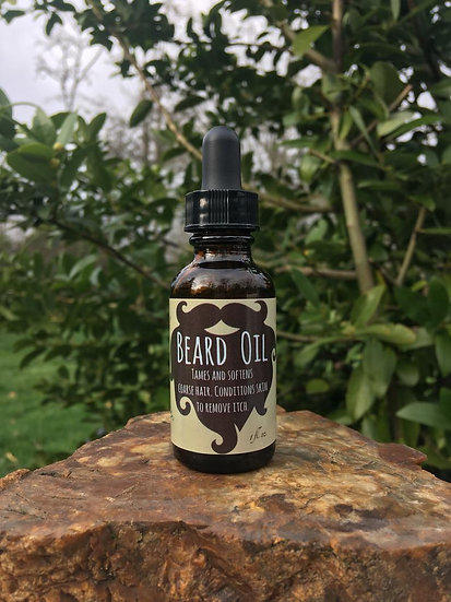 Fox Hollow Beard Oil 1 oz