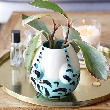 Ceramic Swimsuit Planter