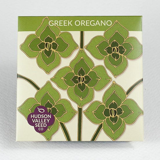 Hudson Valley Seed Co. Greek Oregano