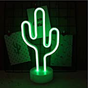 Cactus Mini Neon Light