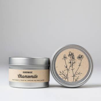 Nectar Republic - Chamomile: Travel Tin Candle