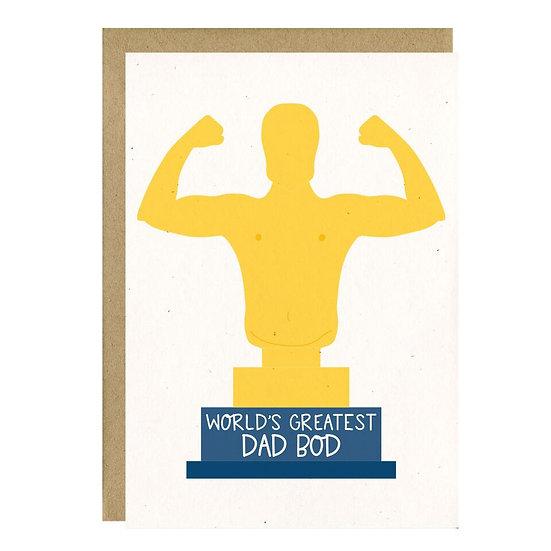 Dad Bod Card
