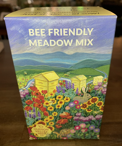 Bee Friendly Meadow Mix Seed Shaker - Hudson Valley Seed Co.