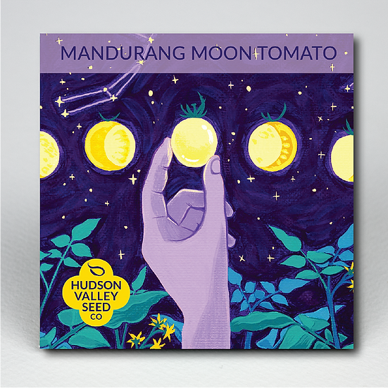 Hudson Valley Seed Co. Mandurang Moon Tomato