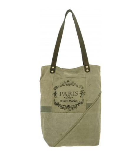 Recycled Tent Market Totes