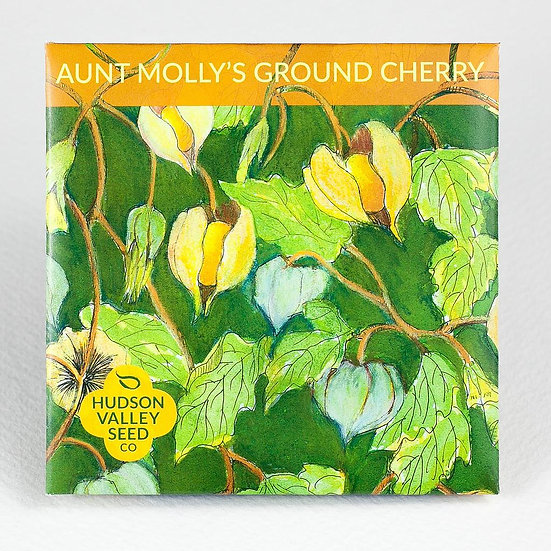 Hudson Valley Seed Co. Aunt Molly's Ground Cherry