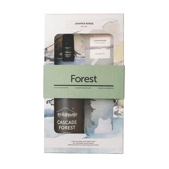 Juniper Ridge Gift Set - The Forest