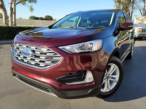 2020 Ford Edge SEL AWD - 28K Miles
