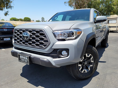 2021 Toyota Tacoma TRD Off-Road 4X4 Long Bed
