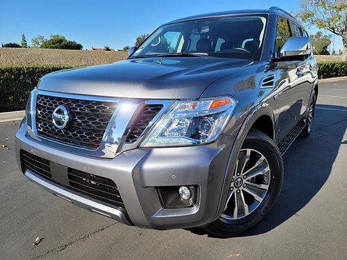 2020 Nissan Armada SL 4X4 - 39K Miles