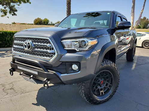 2017 Toyota Tacoma TRD Off Road 4X4 Long Bed