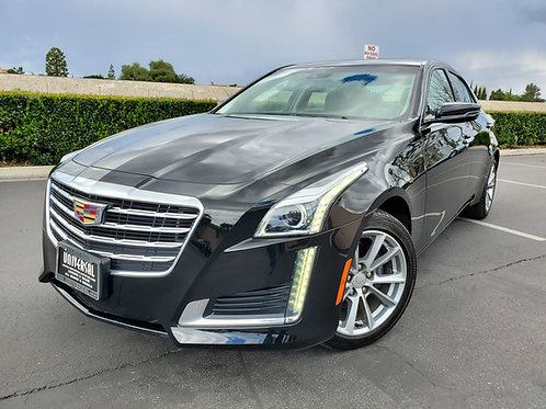 2019 Cadillac CTS Luxury 3.6L V6