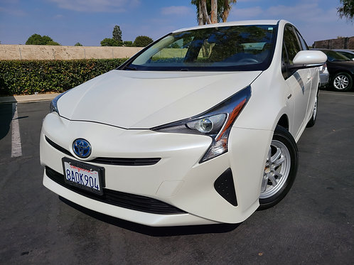 2017 Toyota Prius - 27K Miles